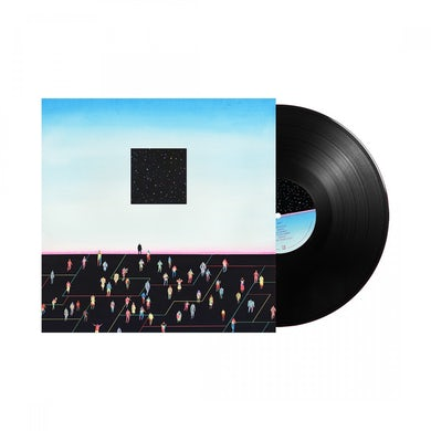 Young The Giant Mirror Master Vinyl (Black)