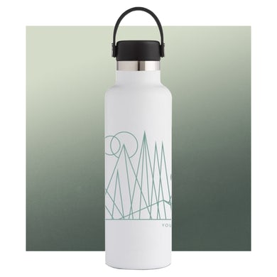 Young The Giant Anniversary Hydroflask