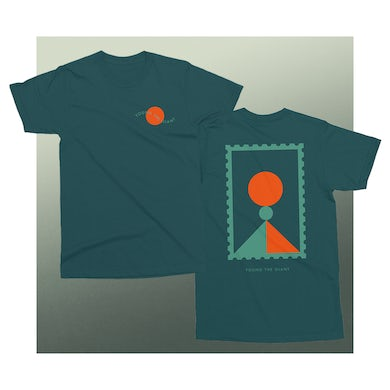 Young The Giant Stamp T-Shirt