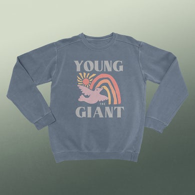Young The Giant Early Rise Sweatshirt