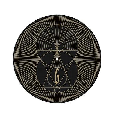 Gojira Turntable Slipmat (Drum Head Inspired Design)