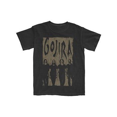 Gojira Cement Wall T-Shirt