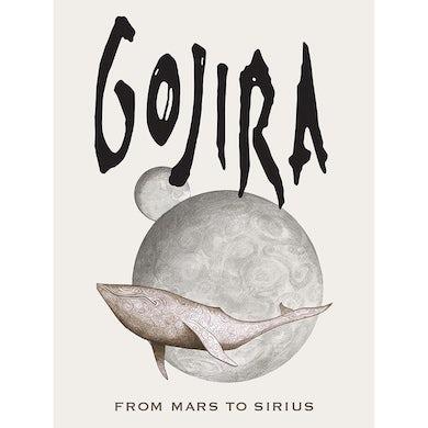 Gojira From Mars To Sirius Poster