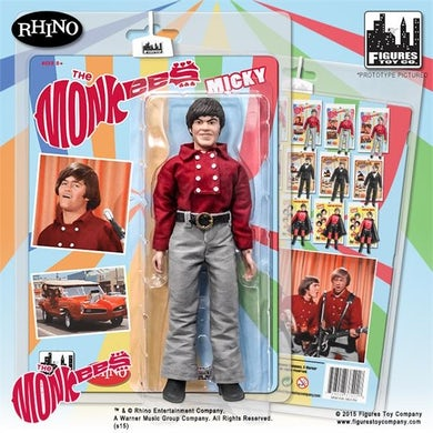 Figure One Red Band Outfit: Micky Dolenz