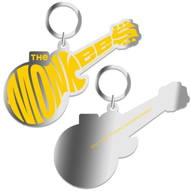 The Monkees Good Times! Keychain