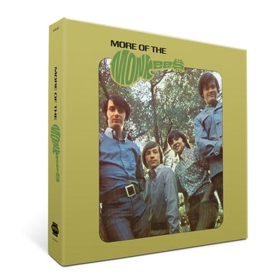More Of The Monkees (Super Deluxe Edition)