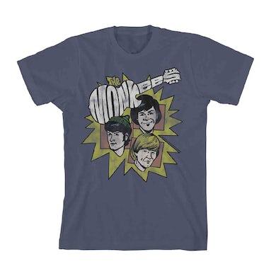 The Monkees Burst Mens T-shirt