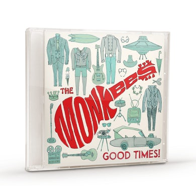 The Monkees GOOD TIMES! CD