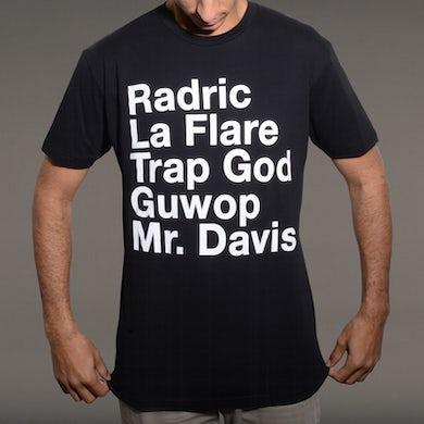 16ad5a26 Gucci Mane Shirts & T Shirts   Merchbar