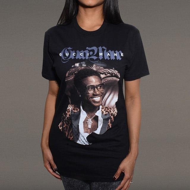 Gucci Mane Leopard Grin T-Shirt