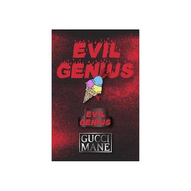 Gucci Mane Evil Genius Enamel Pin Set