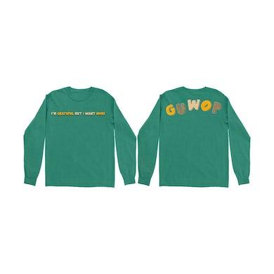 Gucci Mane Grateful Longsleeve (Green)