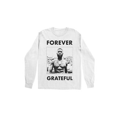 Gucci Mane Forever Grateful Longsleeve (White)