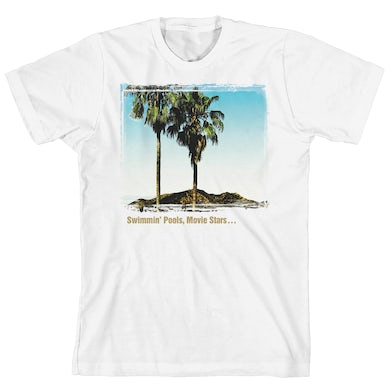Dwight Yoakam Swimmin' Pools, Movie Stars… Album T-shirt