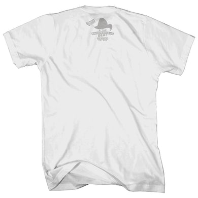 Dwight Yoakam Big Shadow T-shirt (White)