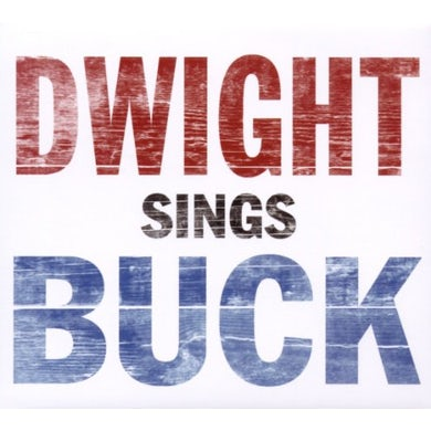 Dwight Yoakam Dwight Sings Buck Vinyl