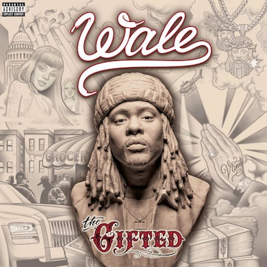 Wale The Gifted CD