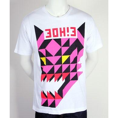 3OH!3 Robot Slim Fit T-Shirt