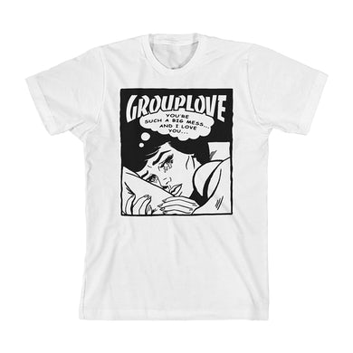 Grouplove Thrashin T-Shirt