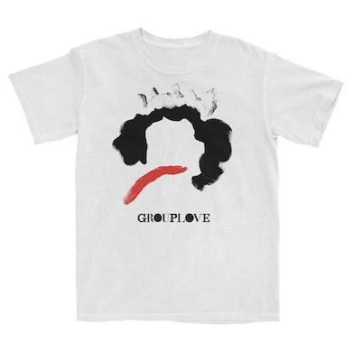 Grouplove Healer T-shirt (White)