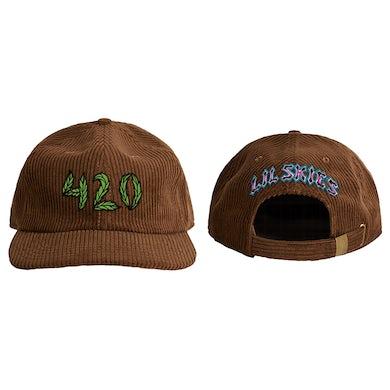 Grouplove 420 Skies Corduroy Hat