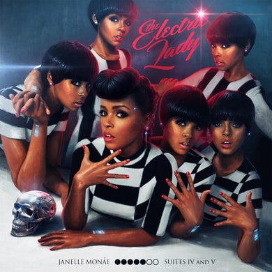 Janelle Monae The Electric Lady (CD)