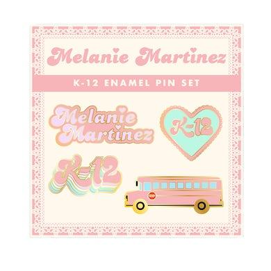 Melanie Martinez K12 Enamel Pin Set