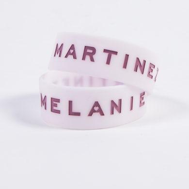 Melanie Martinez MM Rubber Wristband