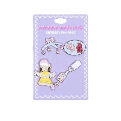 Melanie Martinez Crybaby Pin Pack