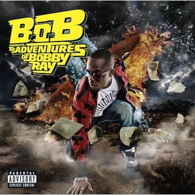 B.o.B Presents: The Adventures of Bobby Ray (CD)