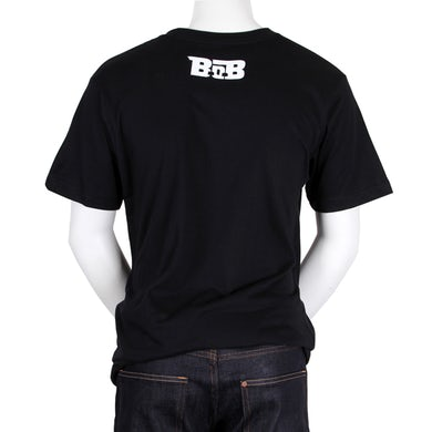 B.O.B Mpc Basic Black T-Shirt