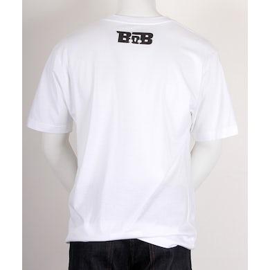 B.O.B Haterz Shock Basic White T-shirt