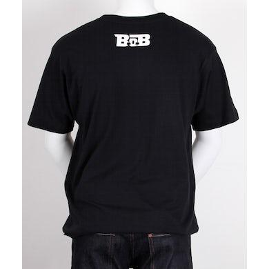 B.O.B Haterz Shock Basic Black T-Shirt