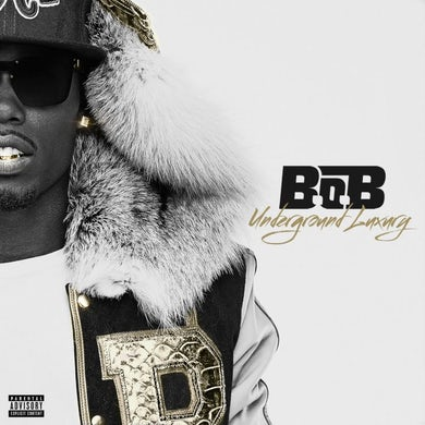 B.O.B Underground Luxury CD