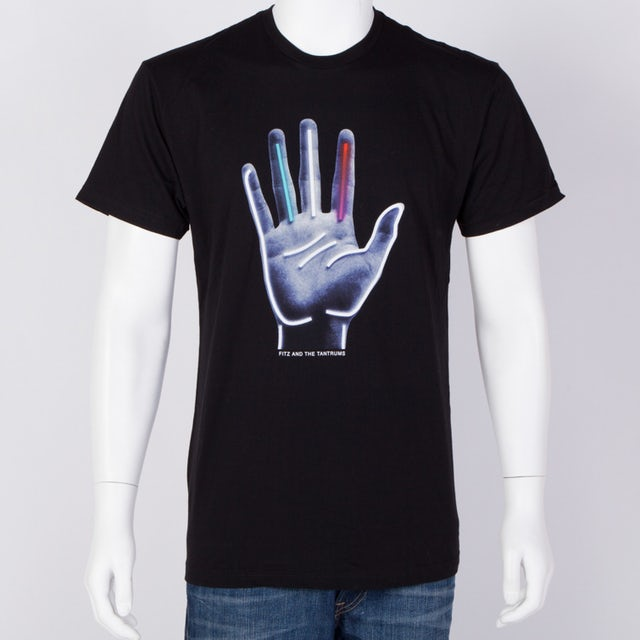 """Fitz & The Tantrums """"Hand"""" T-Shirt"""