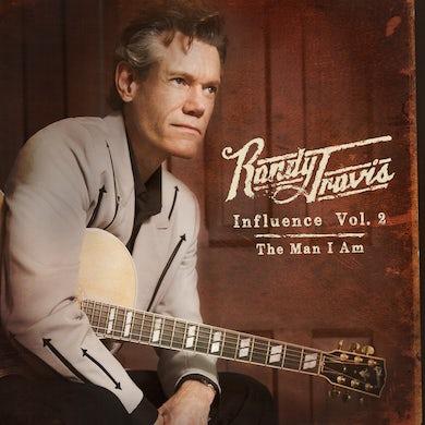 Randy Travis Influence Vol. 2: The Man I Am CD