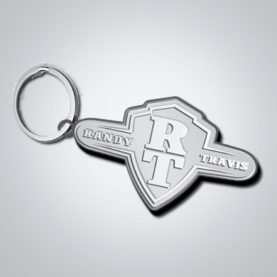 Randy Travis Commemorative Keychain