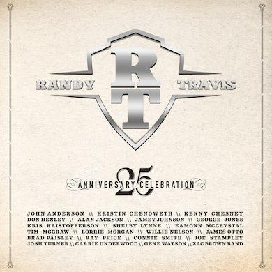 Randy Travis Anniversary Celebration CD