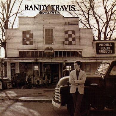 Randy Travis Storms of Life CD