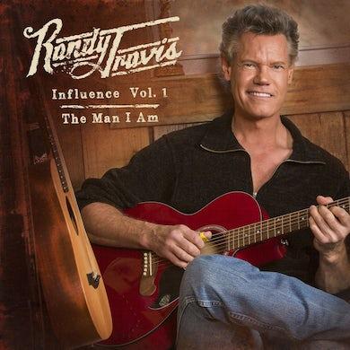 Randy Travis Influence Vol. 1: The Man I Am CD