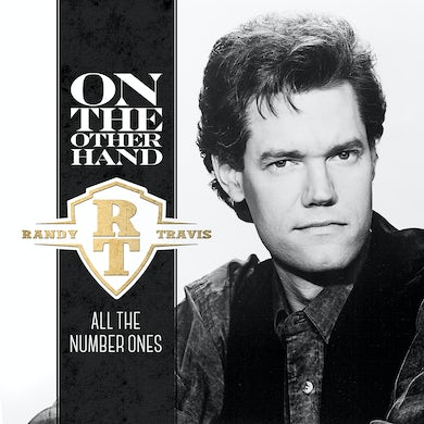 Randy Travis On The Other Hand - All The Number Ones CD