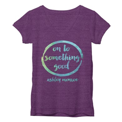 Ashley Monroe On To Something Good T-Shirt