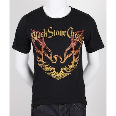 Black Stone Cherry Winged Trans-Am T-Shirt