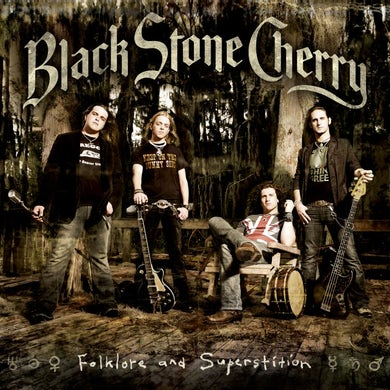 Black Stone Cherry Folklore And Superstition CD