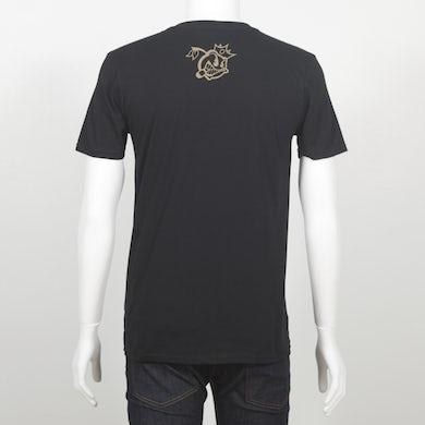 Black Stone Cherry Cherry Bomb Collage T-Shirt