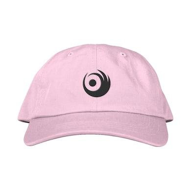 Lights Pink Logo Hat