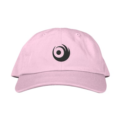 Lights Pink Logo Hat
