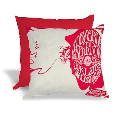 Family Dog Moby Grape Pillow