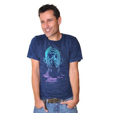 Family Dog Men's Zebra Man T-shirt