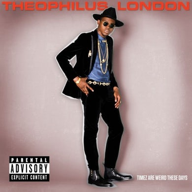 Theophilus London Timez Are Weird These Days CD
